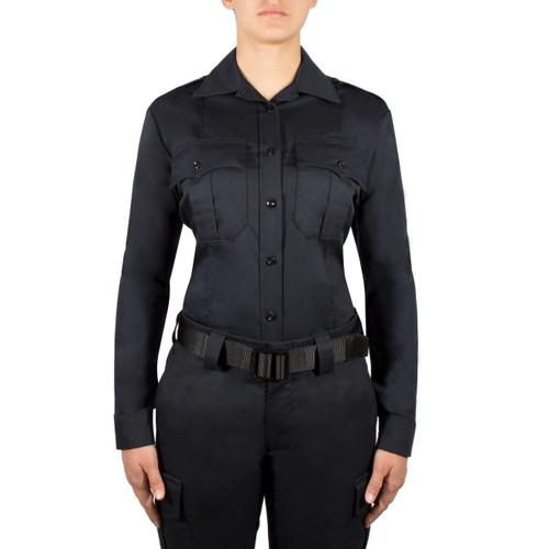 Blauer Long Sleeve Cotton Shirt | Women's 8703WX