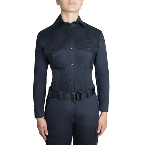 Blauer Long Sleeve 100% Cotton Shirt | Women's 8255W