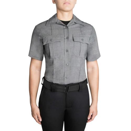Blauer Short Sleeve Wool Short | Women's 8460W