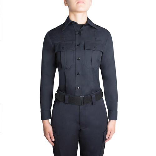 Blauer Long Sleeve Rayon Shirt | Women's 8900W
