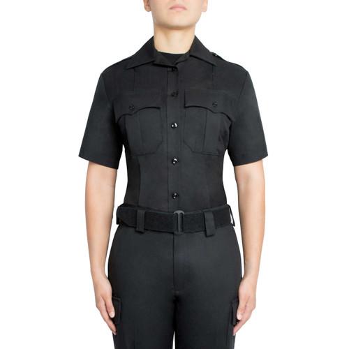 Blauer Short Sleeve Rayon Shirt | Women's - 8910W