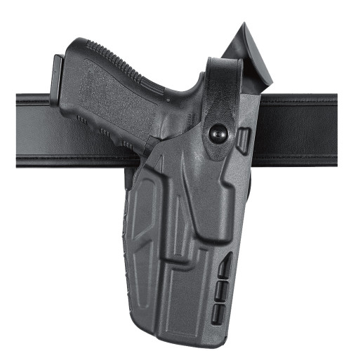 Safariland Model 7360 7TS ALS/SLS Mid-Ride, Level III Retention Duty Holster