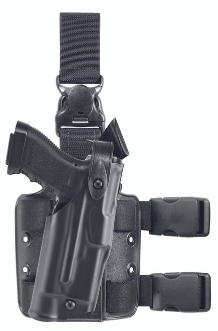 Safariland Model 6305 ALS Tactical Holster w/ Quick-Release Leg Strap