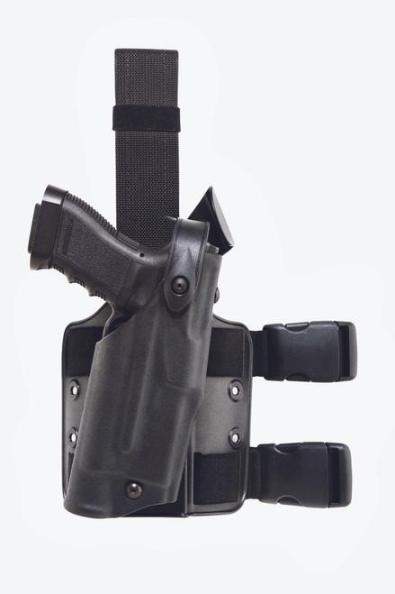 Safariland Model 6304 ALS/SLS Level III Retention Tactical Holster