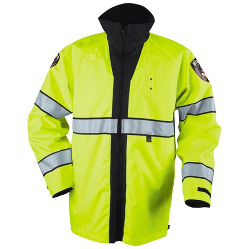 Blauer 233R Reversible Rain Jacket with B.Dry Fabric.