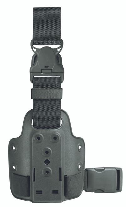 Safariland Model 6005-10 Single Leg Strap Leg Shroud w/ Quick Release