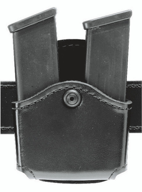 Safariland Model 572 Open Top Double Magazine Pouch w/ Paddle