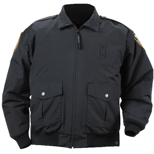 Blauer 3-Season Jacket with Knit waistband and cuffs