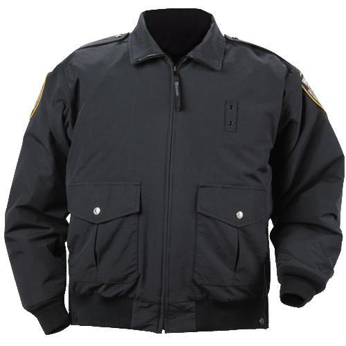 Blauer 3-Season Jacket with Knit waistband and cuffs