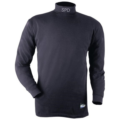 Blauer 8110X Mock Turtleneck