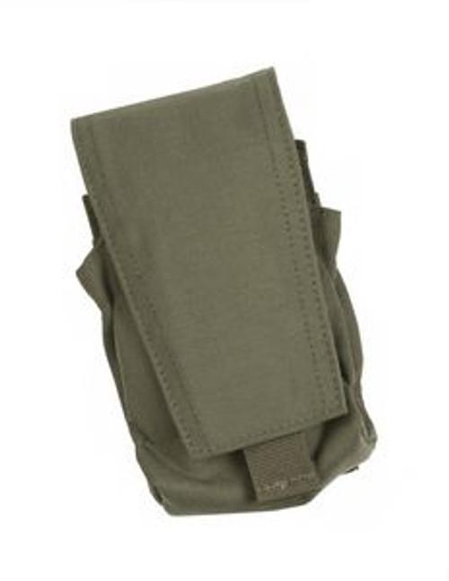 Protech Double M5/Side Arm Magazine Pouch w/ Molle Attachment