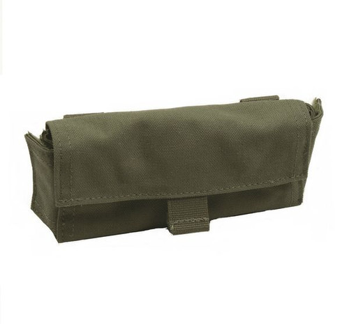 Protech 12 Round Shotgun Shell Pouch w/ Molle Attachment