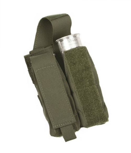 Protech Double 37/40mm Less Lethal Pouch w/ Molle Attachment