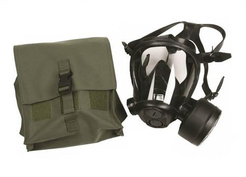 Protech Single Gas Mask Pouch w/ Molle Attachment
