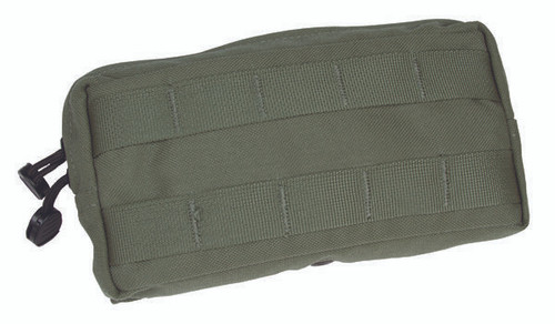 Protech 4x8 Utility Pouch - Horizontal w/ Molle Attachment