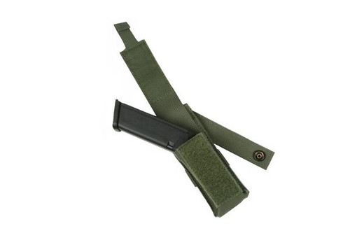 Protech LT10 Single Side Arm Mag Pouch w/ Molle Attachment