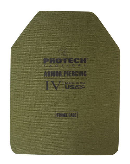 "Protech Type III Rifle Plate 10""x12"" Stand-Alone"