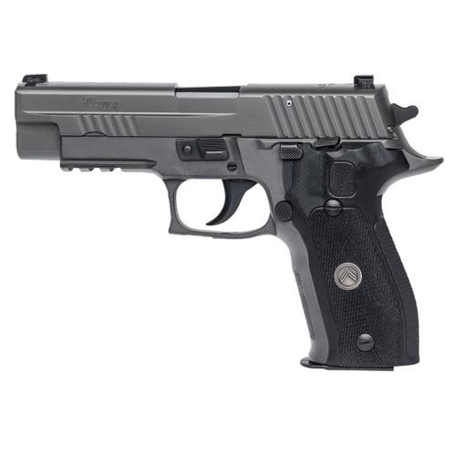Sig Sauer P226 Legion 9mm Centerfire Handgun with Night Sights - E26R-9-LEGION
