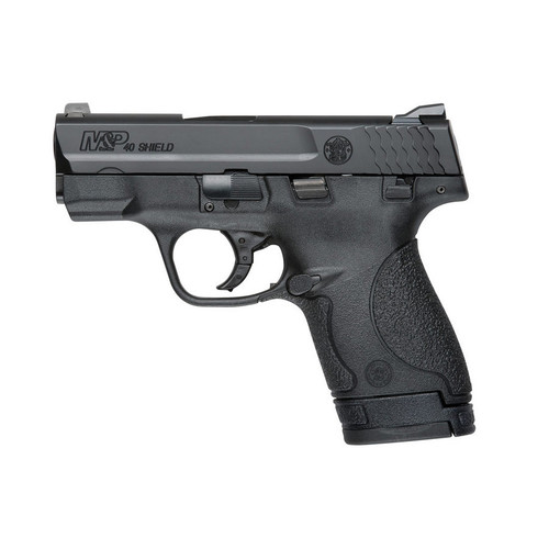 Smith & Wesson M&P40 Shield 40 S&W Centerfire Handgun with Thumb Safety - 180020