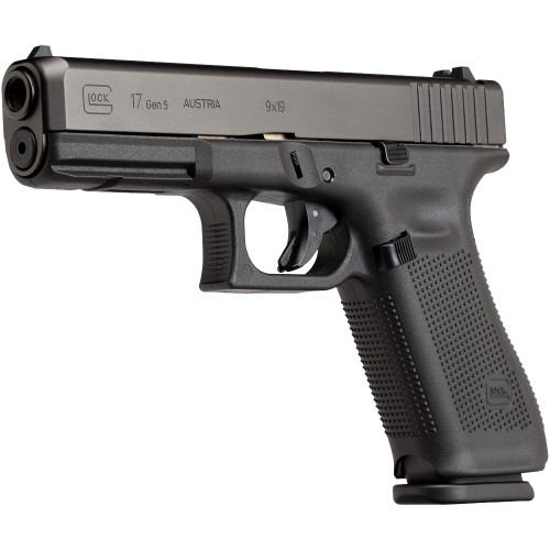 Glock 17 Gen5 Handgun with Fixed Sights - PA1750202