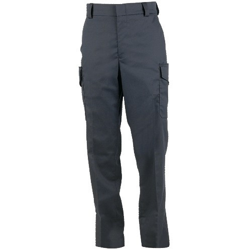 Blauer Side-Pkt Wool Blend Trousers | 8565