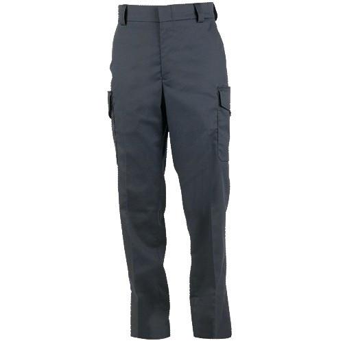Blauer Side-Pkt Wool Blend Trousers | 8565