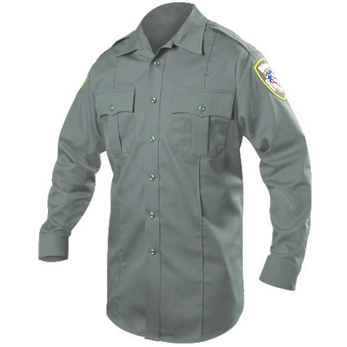 Blauer L/S Cotton Blend Shirt   8703