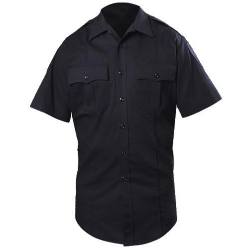 Blauer S/S Cotton Blend Shirt | Streetgear 8713X