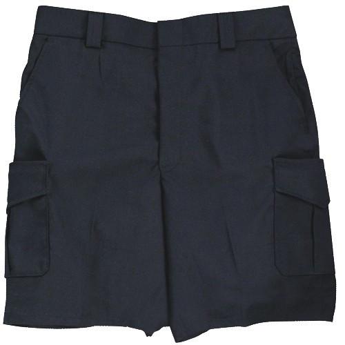Blauer Side-Pkt Cotton Blend Shorts | 8841-1X