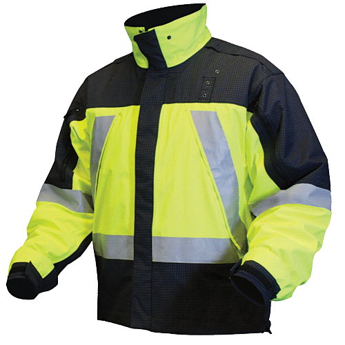 Blauer Hi-Vis Supershell Jacket with Gore-Tex