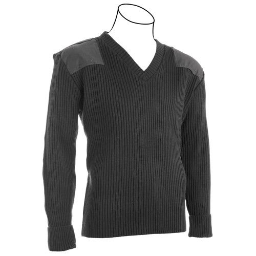 Cobmex 8081 Commando V-Neck Sweater