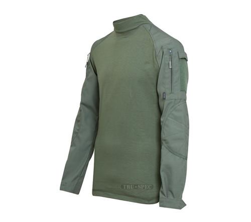 Tru-Spec TRU Olive Drab Combat Shirt - 2553
