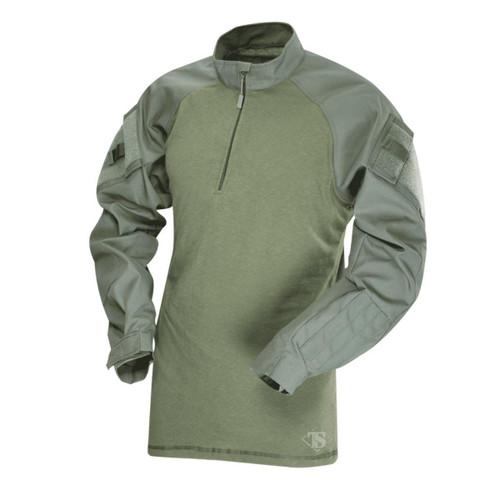 Tru-Spec 2565 1/4 Zip Tactical Response Uniform (TRU) Combat Shirt