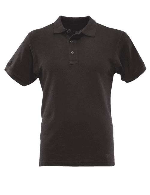 Tru-Spec Men's Short Sleeve Classic 100% Cotton Polo