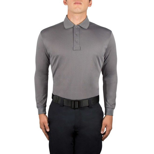 Blauer Long Sleeve Police Polo