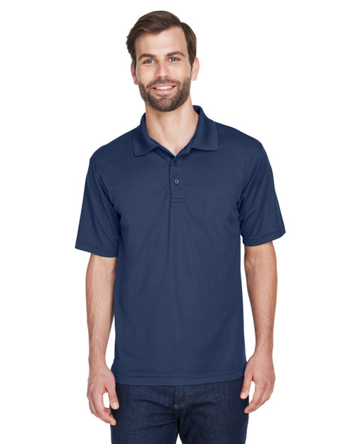 Alphabroder 8210 UltraClub Men's Cool & Dry Mesh Pique Polo