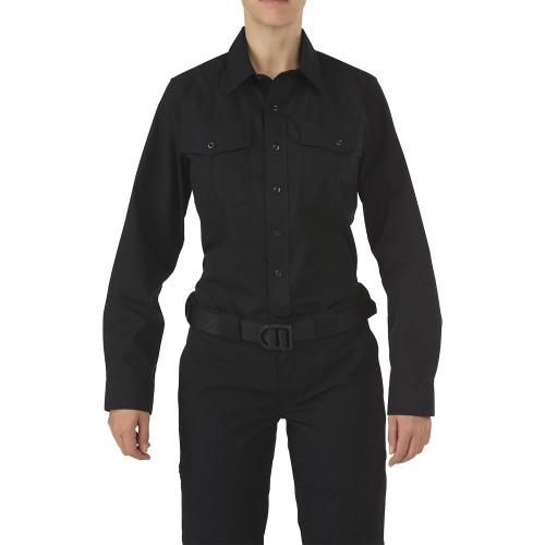 5.11 Women's Stryke PDU Patrol Class A Shirt - Long Sleeve
