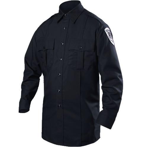 Blauer L/S Rayon Blend Shirt | 8900