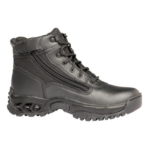 "Ridge 8003ST 6"" Air-Tac Mid Size Steel Toe Zip Boot"