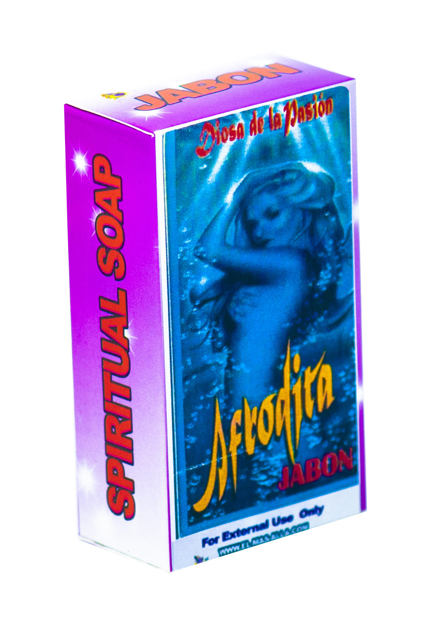 Jabon Afrodita (Aphrodite Soap)