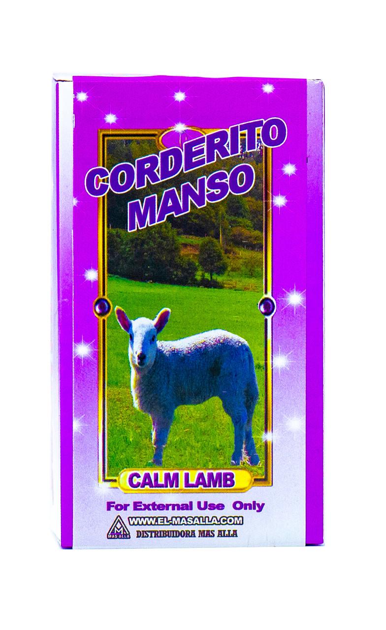 Jabon Corderito Manso (Calm Lamb Soap)