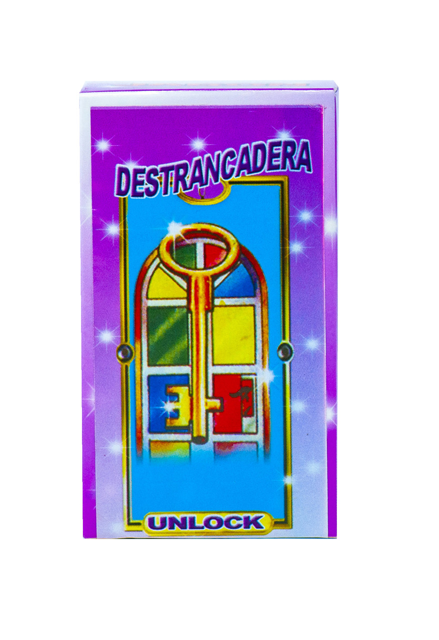 Jabon Destrancadera (Unlock Soap)