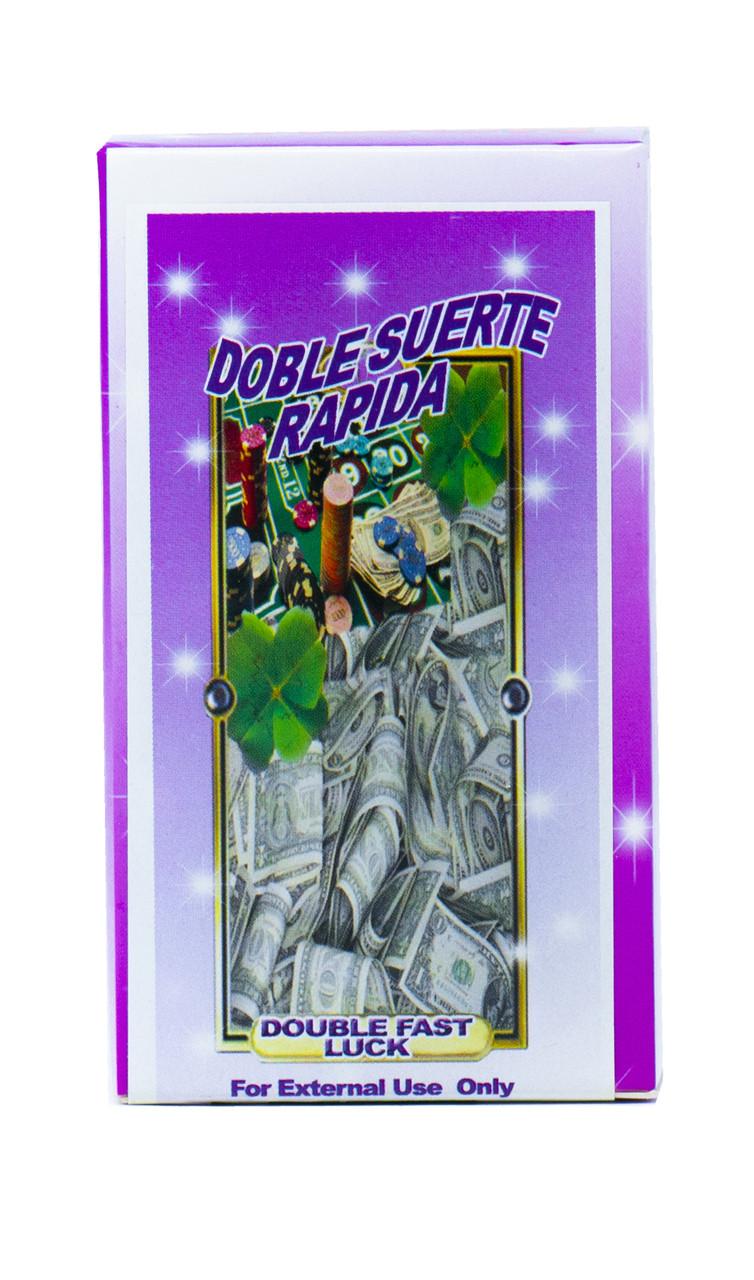 Jabon Doble Suerte Rapida (Double Fast Luck Soap)