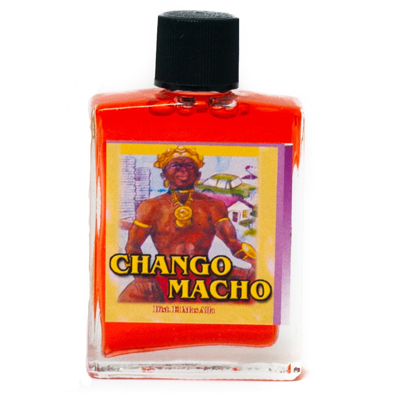 Perfume Chango Macho - Esoteric Perfume
