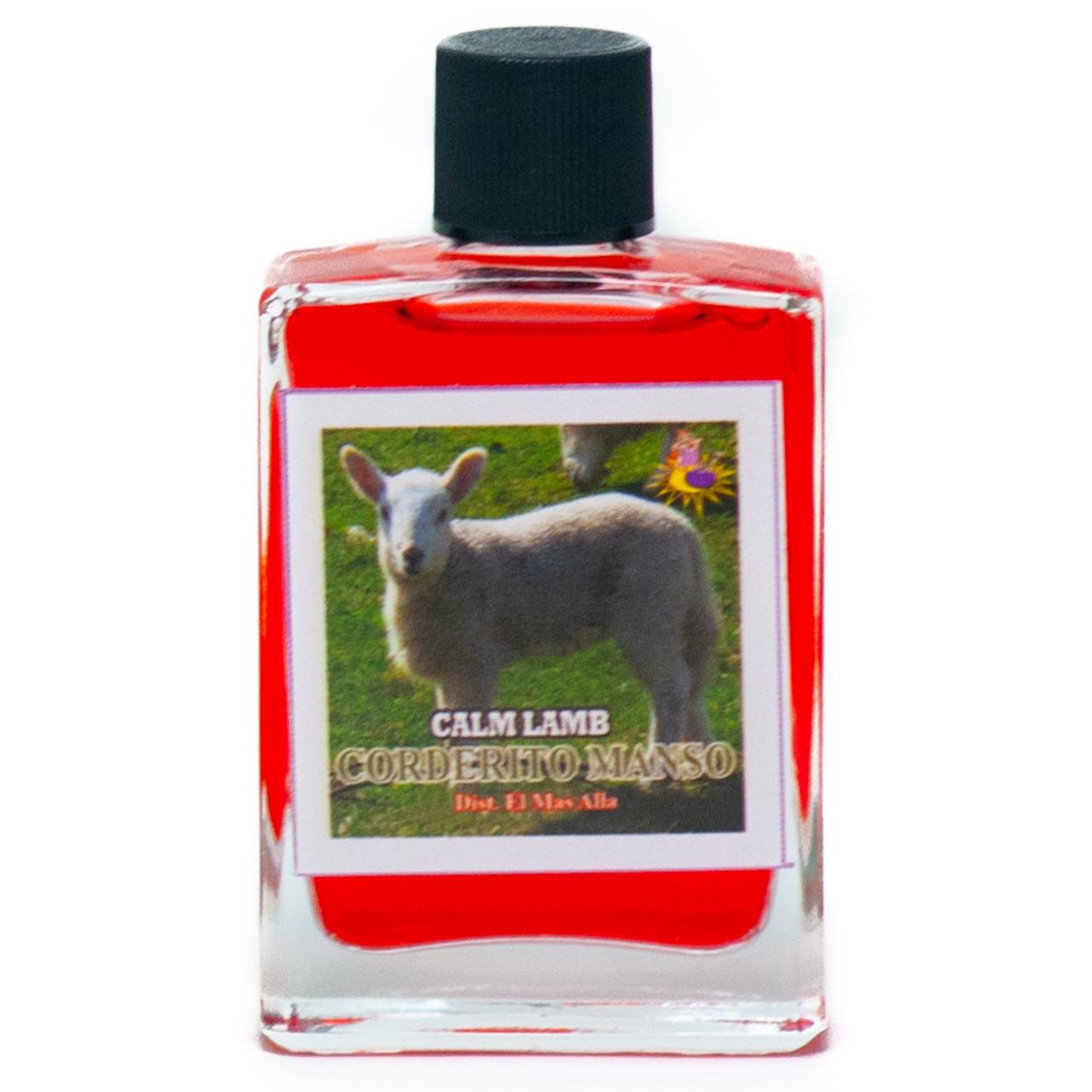 Perfume Corderito Manso - Calm Lamb Perfume