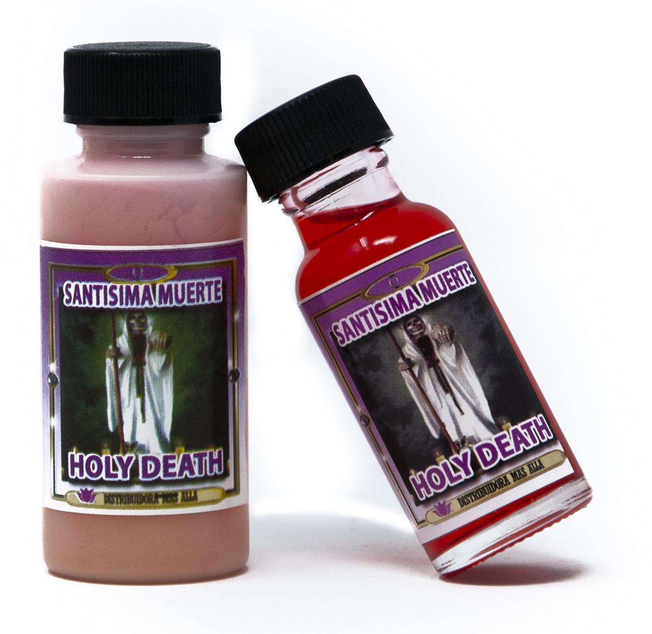 Ritual Mistico De Santa Muerte Para Proteccion