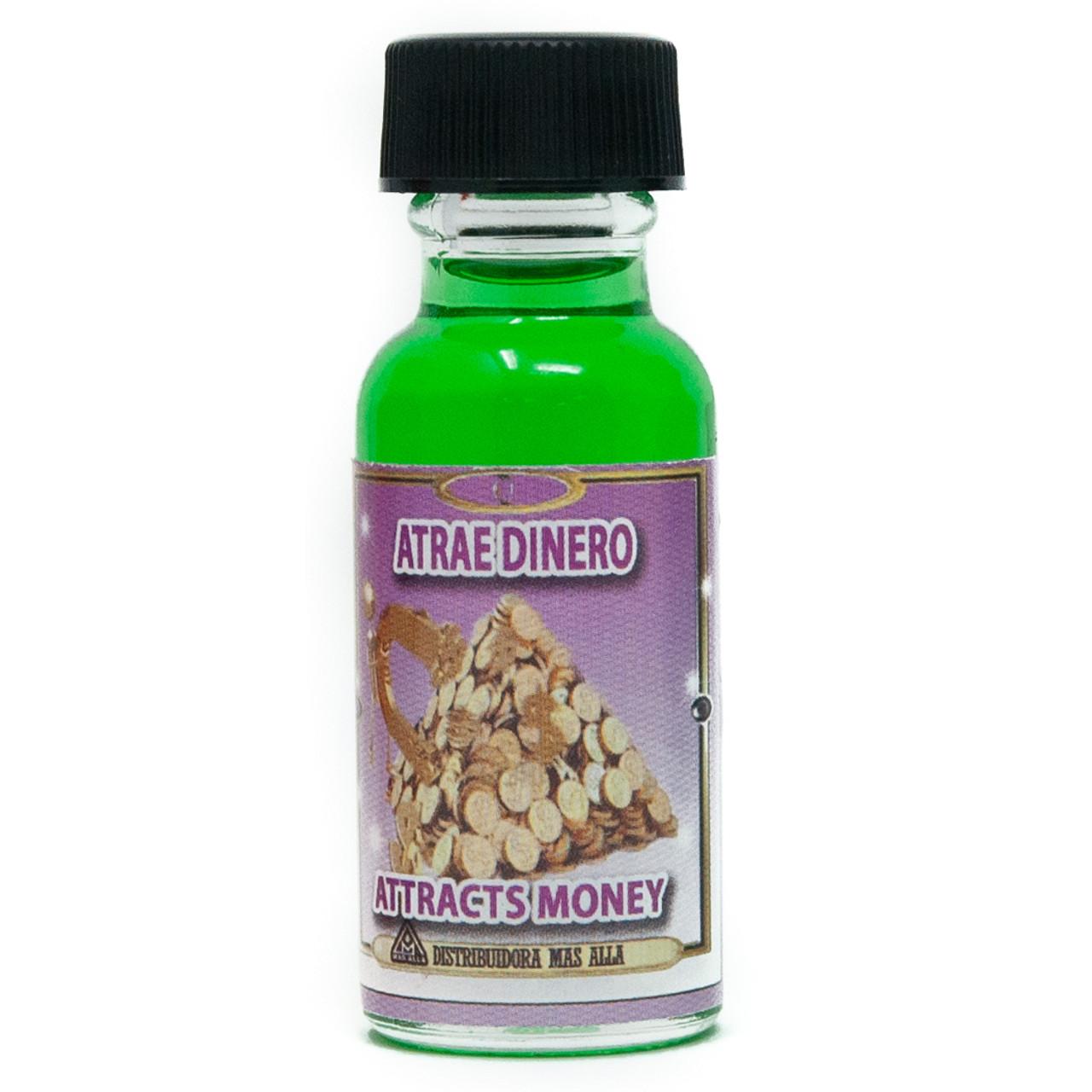 Aceite Atrae Dinero