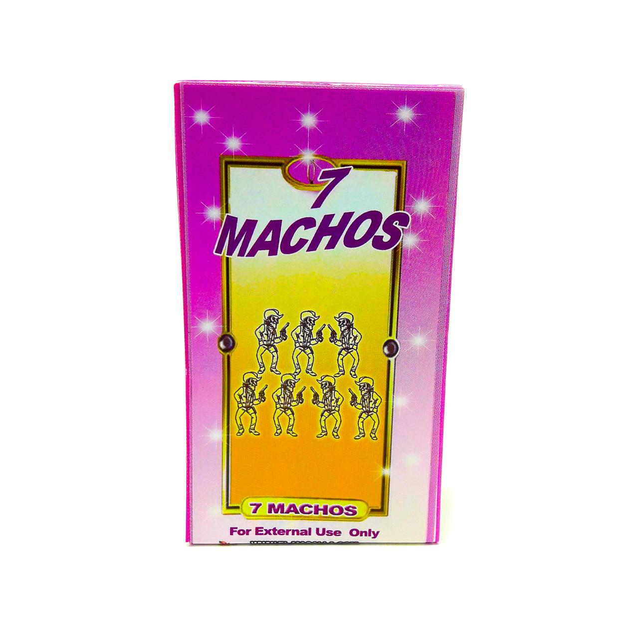 Jabon 7 Machos