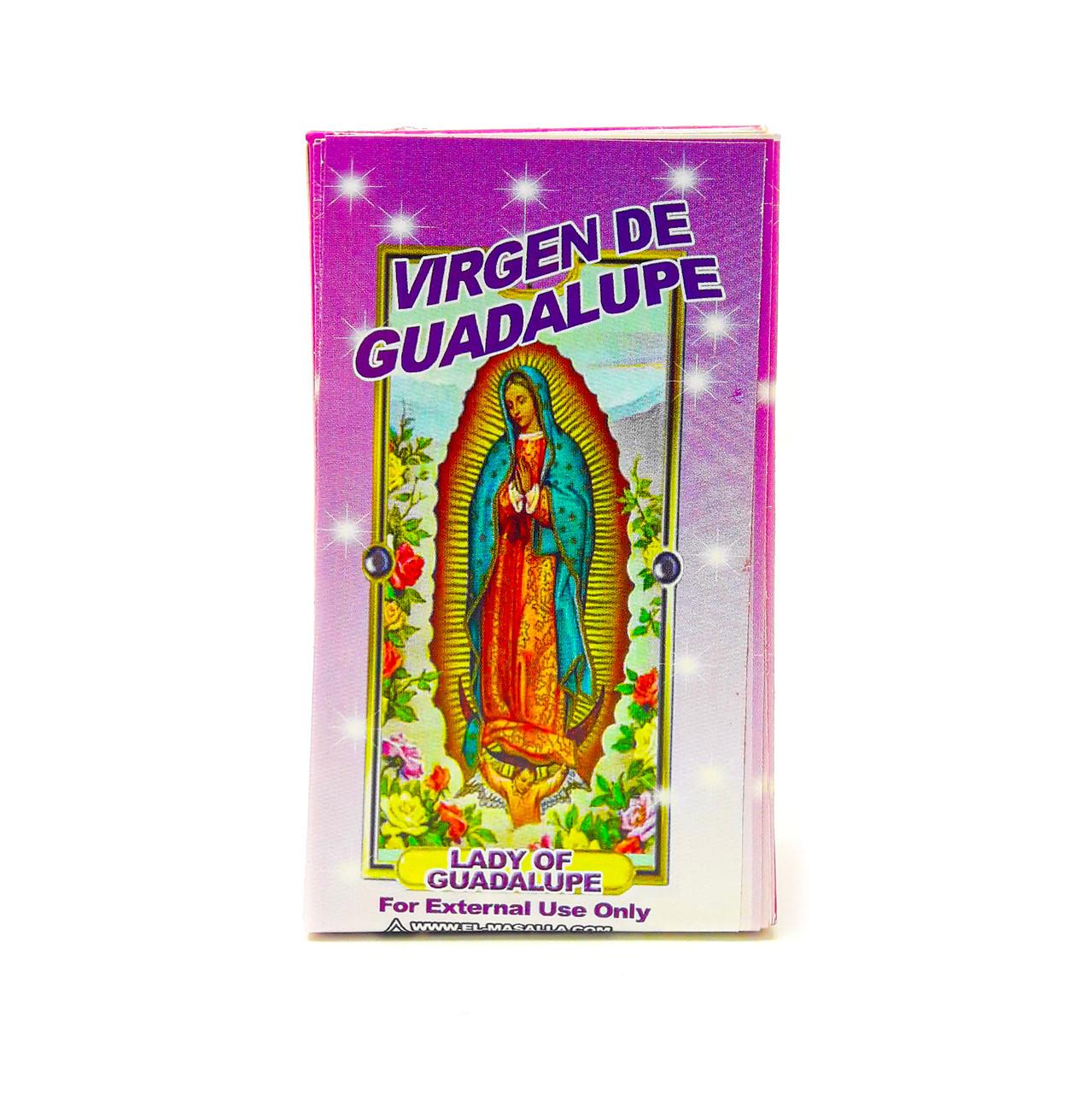 Jabon Virgen de Guadalupe