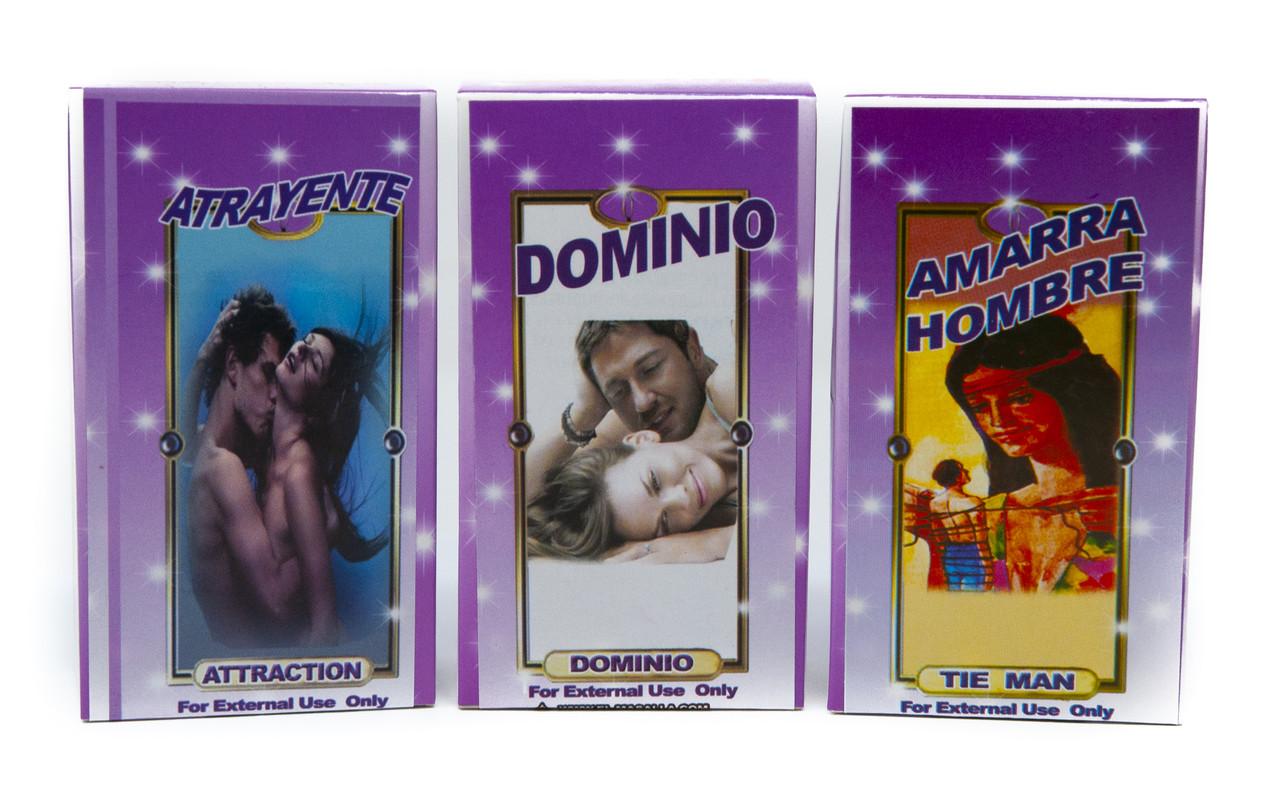 Kit Para El Dominio Del Ser Amado (13 Productos)